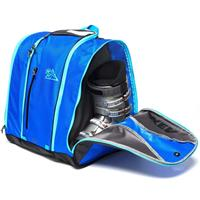 Ocean Blue/Blue Kulkea Speed Pack Ski Boot Bag