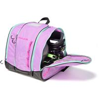 Lavendar/Pink/Green Kulkea Speed Star Kids Ski Boot Bag