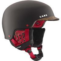 L.A.M.B Black Anon Aera Helmet Womens