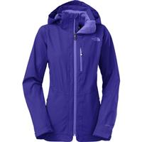 Lapis Blue The North Face Thermoball Snow Triclimate Parka Womens