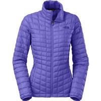 Lapis Blue The North Face Thermoball Snow Triclimate Parka Womens (liner)