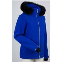 Lapis Nils Terri Real Fur Jacket Womens