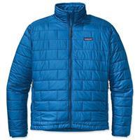 Larimar Blue Patagonia Nano Puff Jacket Mens