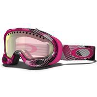 Lava Tempest Frame / VR50 Pink Iridium Lens (57 005) Oakley A Frame Goggle