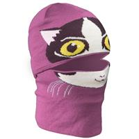 Lavender / Kitty Seirus Jr Hat / Neck up Set Youth