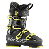 Black / Yellow Lange SX 100 Ski Boots Mens