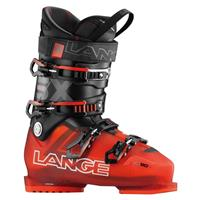 Red / Black Lange SX 90 Ski Boots Mens