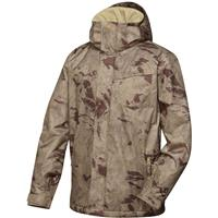 Leftover Camo Quiksilver Mission Insulated Jacket Mens