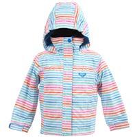 Light Aqua Roxy Mini Jetty Jacket Girls