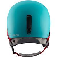 Light Blue Anon Aera Helmet Womens