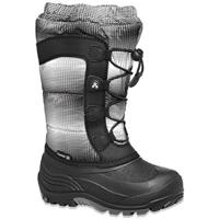 Light Grey Kamik Moonracer Boots Youth