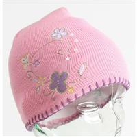 Light Pink Turtle Fur Fairy Garden Hat Girls