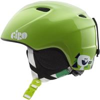 Lime Lil Bigfoot Giro Slingshot Helmet Youth
