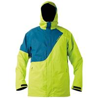 Lime / Seaport DC Form Jacket Mens