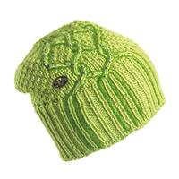 Lime Turtle Fur I Yarn For You Hat Womens