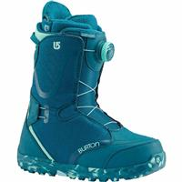 The Teal Deal Burton Limelight Boa Snowboard Boots Womens