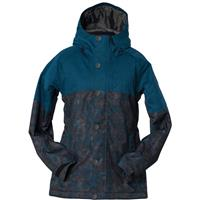 Orion Blue Bonfire Limmy Jacket Womens