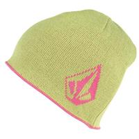 Lucky Charm Volcom Coop Reversible Beanie Womens