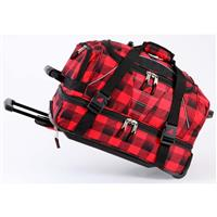 Lumber Jack Athalon 21 Equipment Duffel with Wheels