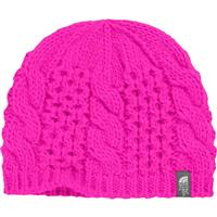 906816cf27ddf Luminous Pink The North Face Cable Minna Beanie Girls
