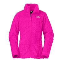 Luminous Pink The North Face Laurel Fleece Full Zip Girls