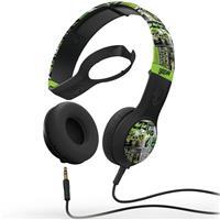 Lurker Toxic Flyer Skullcandy Cassette Headphones