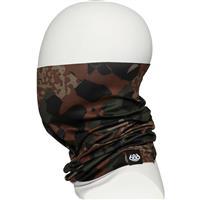 Khaki Camo 686 Roller Face Neck Gaiter Mens