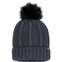Marmot Bronx Pom Hat - Women's - Dark Steel