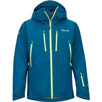 Moroccan Blue Marmot Alpinist Jacket Mens