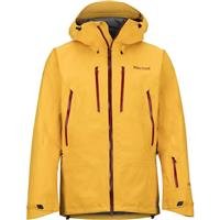 Golden Leaf Marmot Alpinist Jacket Mens