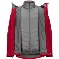 Brick Marmot Minimalist Component Jacket Mens