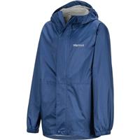 Marmot PreCip Eco Jacket - Youth - Arctic Navy