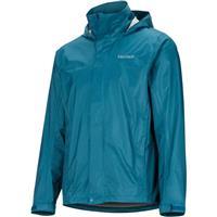 Moroccan Blue Marmot PreCip Eco Jacket Mens