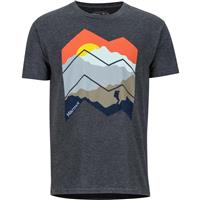 Marmot Zig Zag Mountains Tee SS - Men's