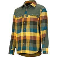 Marmot Needle Peak Mid Wt Flannel LS Mens