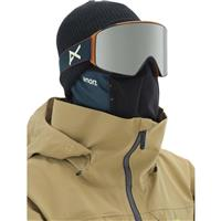 Royal Frame with Sonar Bronze & Sonar Infrared Lenses (203541 461) Anon M4 Cylindrical Goggle