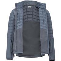 Steel Onyx Marmot Featherless Hybrid Jacket Mens