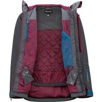 Dark Steel / Fig Marmot Androo Jacket Mens