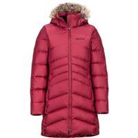 Claret Marmot Montreal Coat Womens