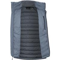 Marmot Highlander Down Vest - Men's - Steel Onyx