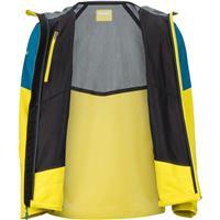 Moroccan Blue / Citronelle Marmot ROM Jacket Mens