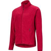Brick Marmot Pisgah Fleece Jacket Mens