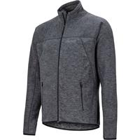 Dark Steel Marmot Pisgah Fleece Jacket Mens