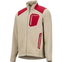 Light Khaki / Brick Marmot Wrangell Jacket Mens
