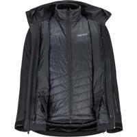 Black Marmot KT Component Jacket Mens