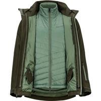 Rosin Green Marmot KT Component Jacket Mens
