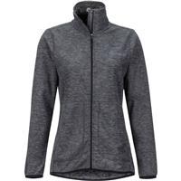 Dark Steel Marmot Pisgah Fleece Jacket Womens