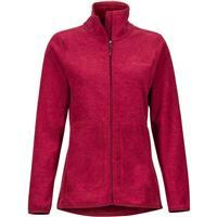 Claret Marmot Pisgah Fleece Jacket Womens