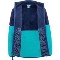 Blue Tile / Arctic Navy Marmot Lariat Fleece Girls