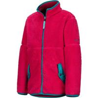 Disco Pink Marmot Lariat Fleece Girls
